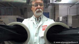 Video industriale laboratori SAES Getters