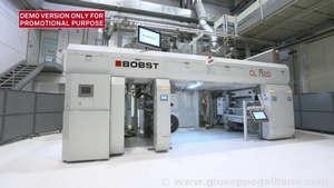 Video tutorial laminatore CL 750D Bobst