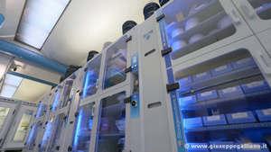 Video aziendali BTSR sensori elettronici controllo flussi e filati