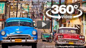 Video 360 gradi VR La Habana