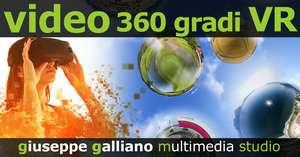 Realtà Virtuale Video immersivi promozione strutture ricettive video 360 VR