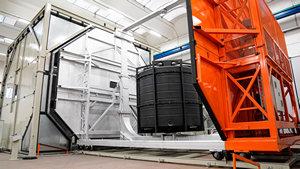 Video industriale macchina stampaggio rotazionale Polivinil Rotomachinery